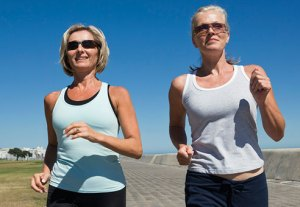 Running, Walking, Fitness Buddies help you make staying in shape a routine