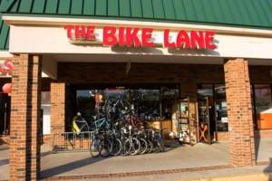 Storefront in Burke, Virginia