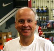 Mark Russell is one of the owners of Metro Run and Walk and is an avid walker and runner.