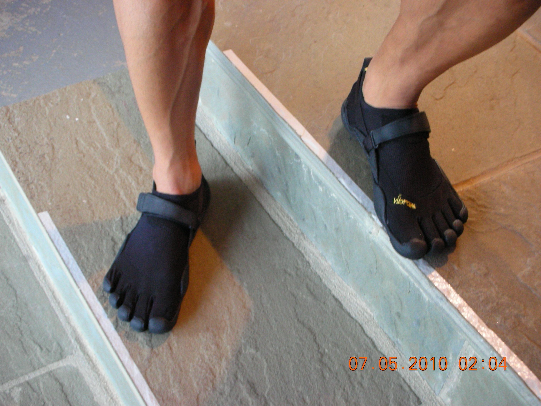 Socks Barefoot Running Shoes